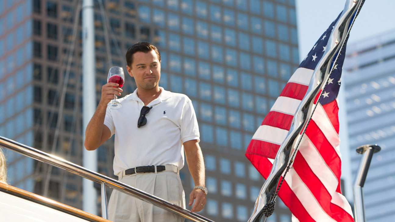 What does 'The Wolf of Wall Street' want? More  | Katherine